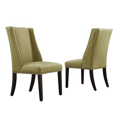 Three Posts Chicago Wingback Parsons Chai..