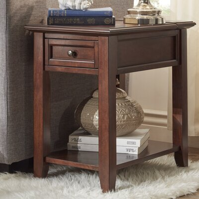 Three Posts Ellicott End Table Amp Reviews Wayfair