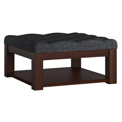 Three Posts Back East Tufted Ottoman