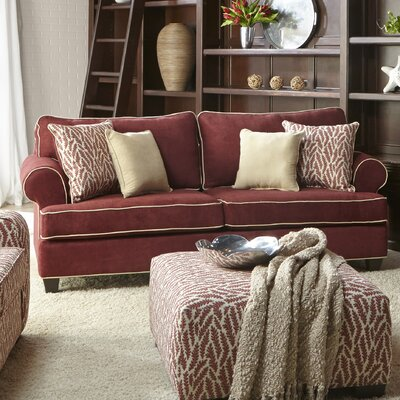 Three Posts Beasley Loveseat