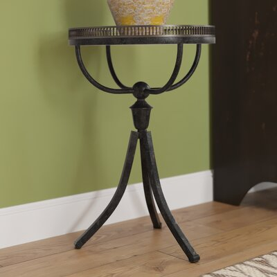 Three Posts Solomon End Table