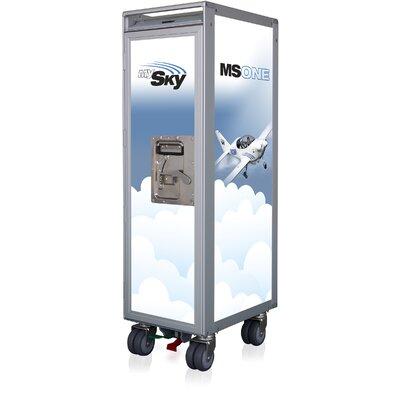 MySky SkyCart MS-2 Serving Cart