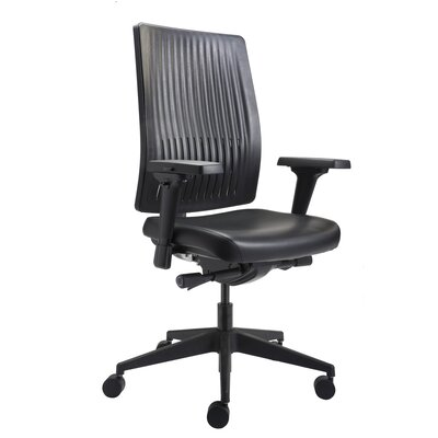 Silver Seating Tahoe High-Back Task Chair with Arms