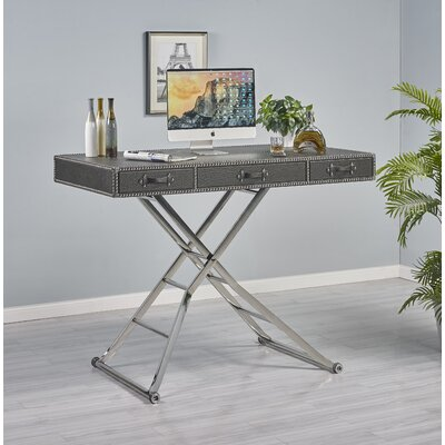 Turnkey Products LLC Delilah Height Adjustable Desk