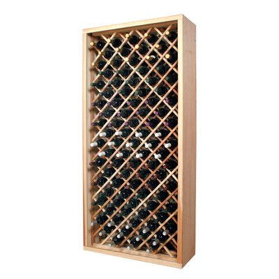 Wine Cellar Innovations Designer Series 90 Bottle Floor Wine Rack