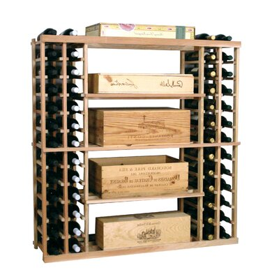 Wine Cellar Innovations Vintner 144 Bottle Floor Wine Rack