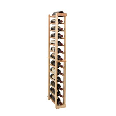Wine cellar vintner series 13 bottle floor wine rack for Floor wine rack