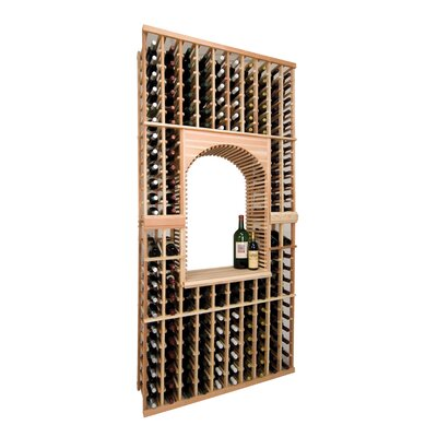 Wine Cellar Innovations Vintner 126 Bottle Floor Wine Rack