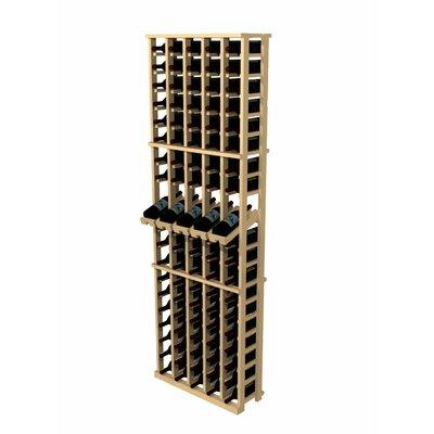 Wine Cellar Innovations Rustic Pine 100 Bottle Wall Mounted Wine Rack