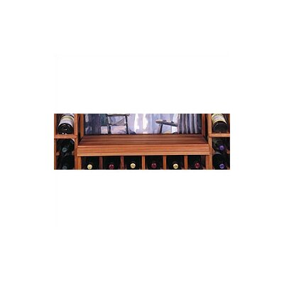 Wine Cellar Innovations Designer Floor Wine Bottle Rack