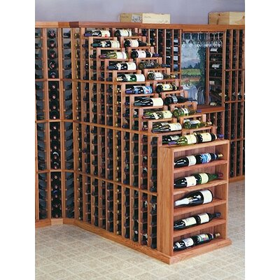 Wine Cellar Innovations Designer Series 270 Bottle Floor Wine Rack