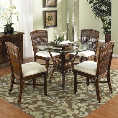 Bay Isle Home Sophornitella 5 Piece Dining Set