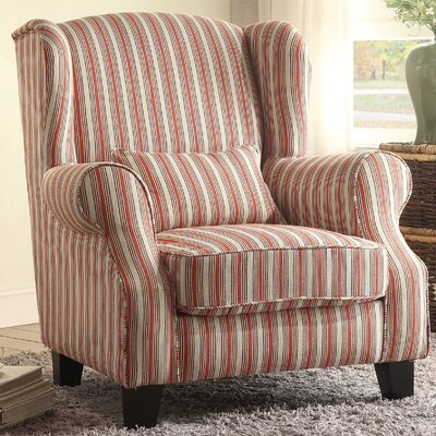 Rosalind Wheeler Dungonnell Wing Arm Chair