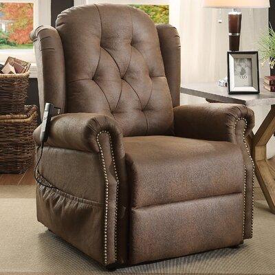 Darby Home Co Elmer Power Lift Arm Chair