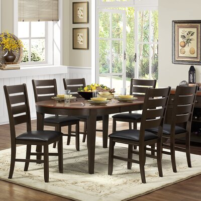 Three Posts Grunwald Extendable Dining Table
