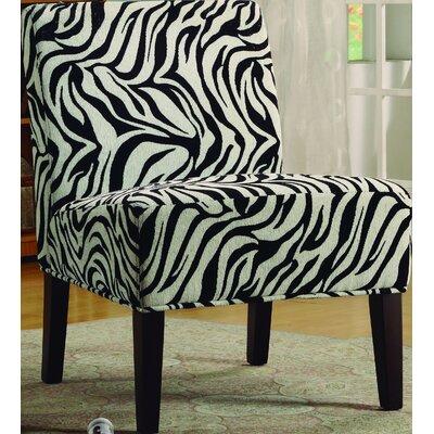 World Menagerie Agadir Armless Lounge Chair