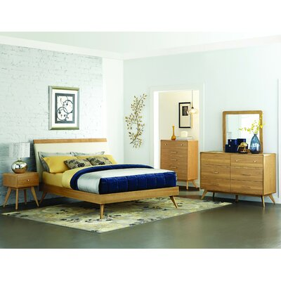 Homelegance Anika Platform Customizable Bedroom Set