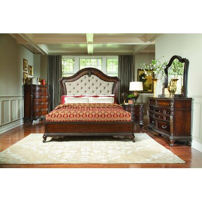 Homelegance Bonaventure Park Platform Customizable Bedroom Set