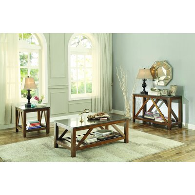 Homelegance Ashby Coffee Table Set