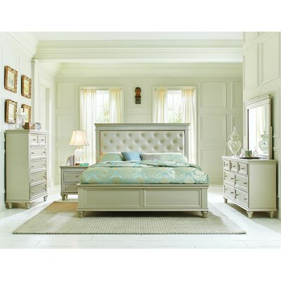 Homelegance Celandine Platform 5 Piece Bedroom Set