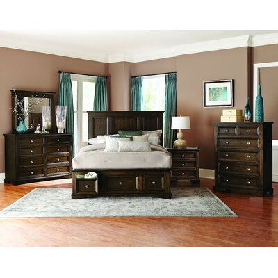 Homelegance Eunice Platform Customizable Bedroom Set