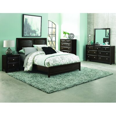 Brayden Studio Ryerson Platform Customizable Bedroom Set