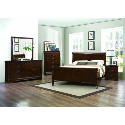 Alcott Hill Waynesburg Panel Customizable Bedroom Set