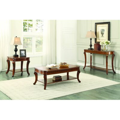 Homelegance Rutherford Coffee Table Set