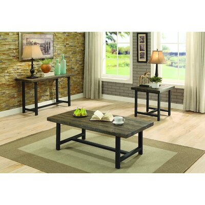 Homelegance Anacortes Coffee Table Set