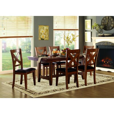 Homelegance Burrillville 7 Piece Dining Set