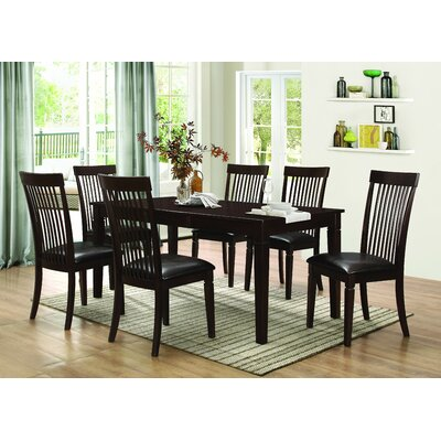 Homelegance Minden Extendable Dining Table