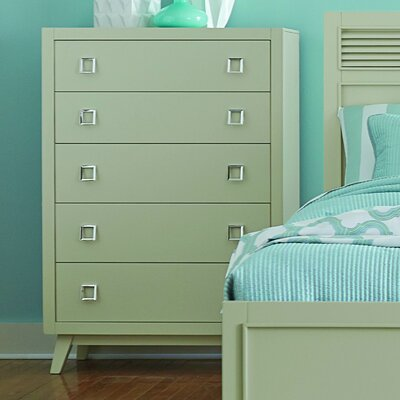 Homelegance Valpico 5 Drawer Chest