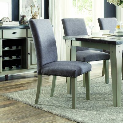 Homelegance Mendel Side Chair (Set of 2)