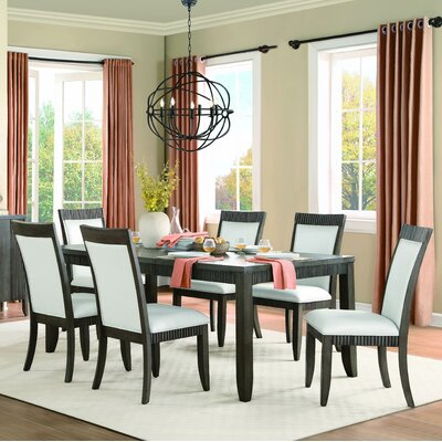 Three Posts Canisteo Extendable Dining Table