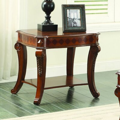 Homelegance Rutherford End Table