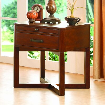 Homelegance Capitan End Table