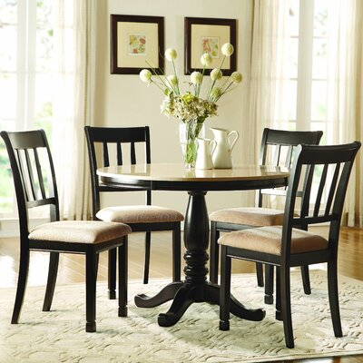 Homelegance Dearborn 5 Piece Dining Set