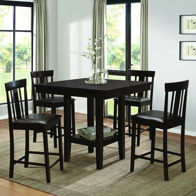 Homelegance Diego 5 Piece Dining Set