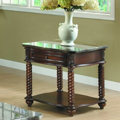 Astoria Grand Antoine End Table