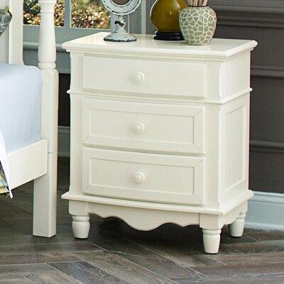 Viv + Rae Andre 3 Drawer Nightstand