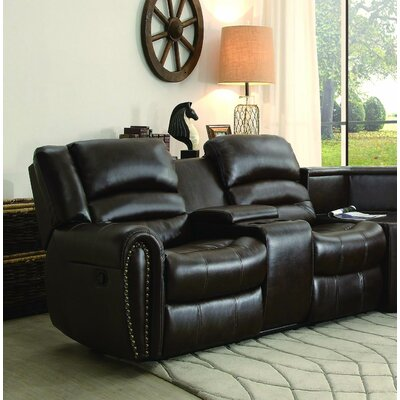 Latitude Run Chaplin Reclining Loveseat