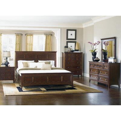 Magnussen Furniture Harrison Panel Customizable Bedroom Set