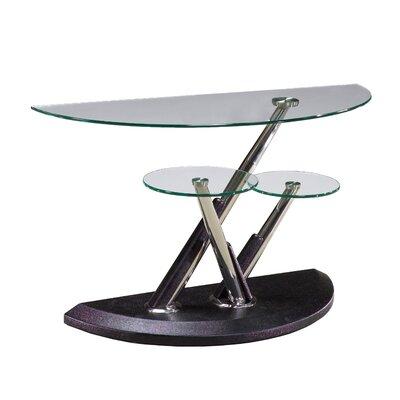 Magnussen Furniture Modesto Half Moon Console Table