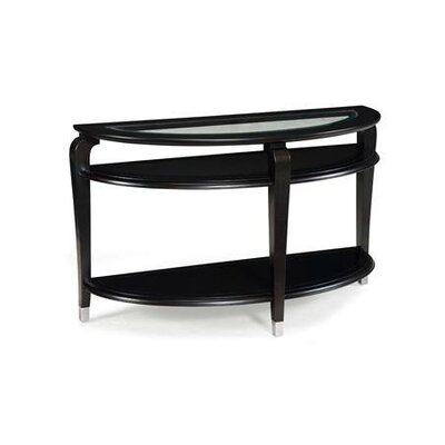 Magnussen Furniture Harper Demilune Console Table