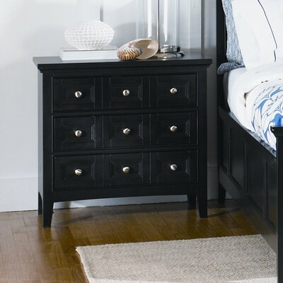 Breakwater Bay Marshallton 3 Drawer Bachelor's Chest