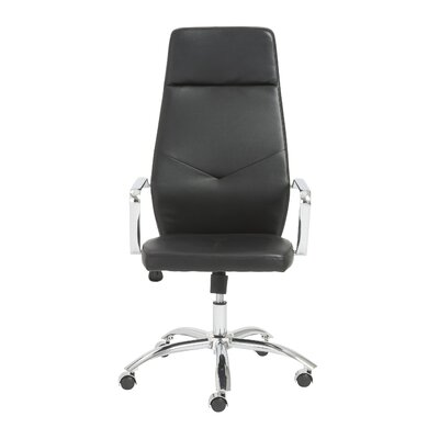 ItalModern Napoleon High-Back Executive Chair