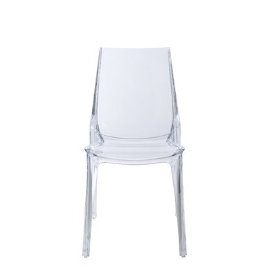 ItalModern Vanity Side Chair (Set of 4)