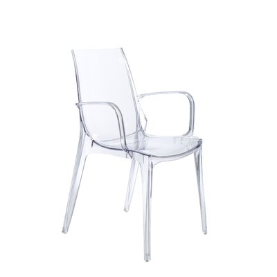 ItalModern Vanity Arm Chair (Set of 2)