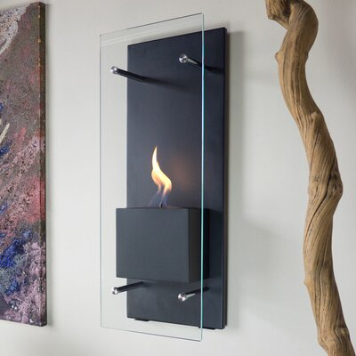 - Nu-Flame Canello Wall Mount Bio-Ethanol Fireplace & Reviews Wayfair