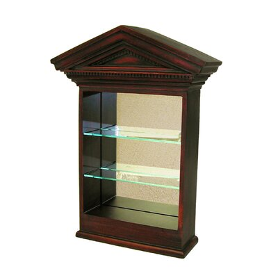 Hickory Manor House Jefferson Wall-Mounted Display Stand